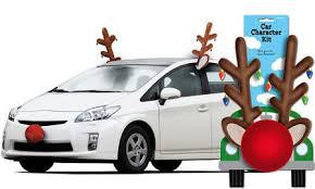 reindeer ears for car reindeer car antlers kit 3pc party city canada