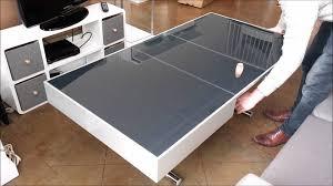 home design expanding coffee table newood ozzio italia space