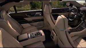 luxury cars interior lincoln continental beautiful interior one of top 10 luxury cars