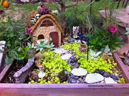 make a fairy garden and miniature garden beginner u0027s guide video