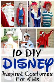 10 diy disney inspired costumes for kids traveling mom