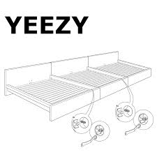 kanye wants to create an ikea line u2014and we hope they say yes