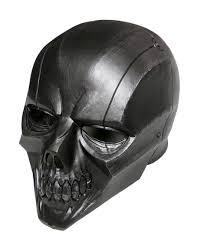 Batman Arkham Halloween Costumes Xcoser Batman Arkham Roman Sionis Cosplay Skull Mask