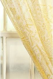 Damask Kitchen Curtains Pale Yellow Curtains Soft Yellow Pinterest Yellow Curtains