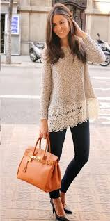 best 25 lace sweater ideas on boho fashion winter