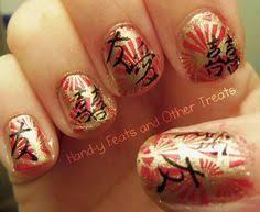 asian inspired stamping nail art tutorial tutorials nail art