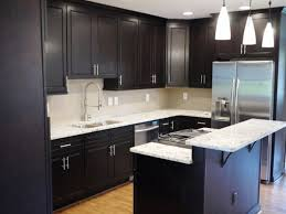 kitchen designs dark cabinets incredible home design