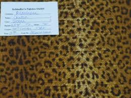 Home Decor Designer Fabric P Kaufmann Pattern Cheetah Home Decor Designer Fabric Color Sienna