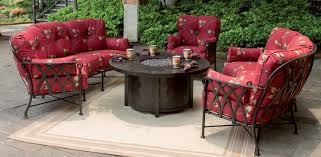 patio furniture verandant deep seating patio sofa shaped
