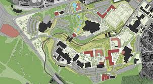 wvu evansdale map evansdale cus master plan strada a cross disciplinary
