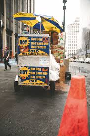 Vehicle Bill Of Sale Ny by Dog Vendors And Coffee Carts Turn To A Black Market Operating