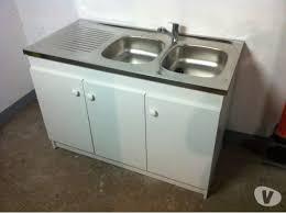 meuble cuisine complet evier cuisine avec meuble meuble sous evier 4 portes cuisine