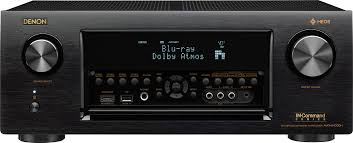 denon home theater receiver denon avr x4300h 9 2 ch x 125 watts networking a v receiver