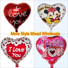 balloons delivered cheap mixed wholesale 18 inch helium balloons wedding party decorations