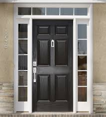 Front Door Modern Taymor Modern Door Numbers Modern Style Door Knocker U0026 Fjord