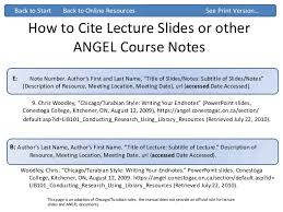 apa format notes bunch ideas of chicago turabian ppt spectacular apa format citation