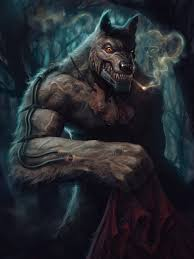 artstation big bad wolf process luke maddox