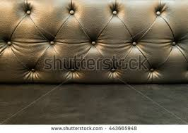 leather sofa with buttons part brown leather sofa stock images royalty free images