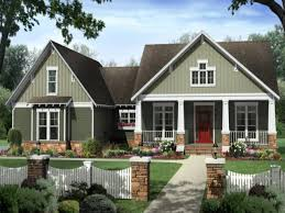 Modern Craftsman House by Craftsman House Colors Home Design Ideas