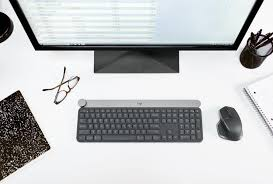 Logitech Laptop Desk Logitech Try To Reinvent The Keyboard Experience With Logitech