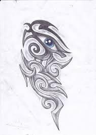 eye of horus by primitive on deviantart