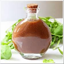 basic walnut oil balsamic vinaigrette three ingredients walnut
