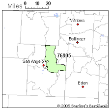 map of san angelo san angelo zip 76905 religion