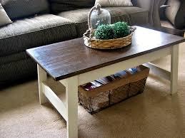 alli renee blog farmhouse inspired walmart coffee table makeover