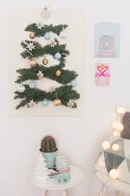how to make a stylish wall tree for small space living brit co