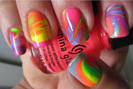 cool nail designs with tape how to nail designs