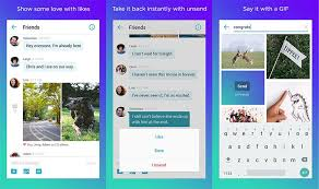 yahoo messenger app for android new yahoo messenger for android and ios lets you unsend ims