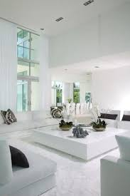white interior homes love the coffee table wishful thinking things i would love to