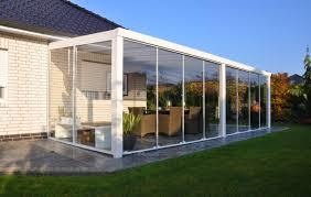vetrate verande veranda completa con scorrevoli vetro vetro
