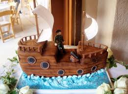 pirate ship cake pirate ship a sweet design