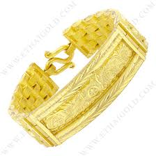 yellow bracelet images 3 baht matte diamond cut hollow flat m link chain dragon bracelet jpg