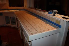 Concrete Countertops Kitchen Kitchen Remodelaholic Quick Install Of Concrete Countertops