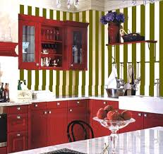 Kitchen Interior Decorating Ideas 25 Stunning Red Kitchen Design And Decorating Ideas