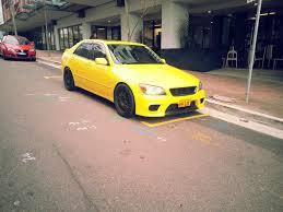 lexus solar yellow paint code for sale yellow lexus is200