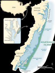 Ocean City Md Map Barrier Islands And Sea Level Rise Get Started Teach Ocean Science
