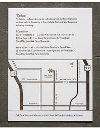 wedding inserts map inserts for wedding invitations wally designs