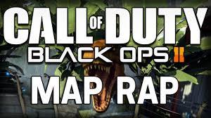 Rap Map Black Ops 2 Map Rap Studio Black Ops 2 Rap With Dlc Gameplay