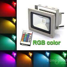 Color Changing Flood Lights Colored Led Flood Lights Outdoor Type Pixelmari Com