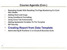 oracle bi publsiher using data template