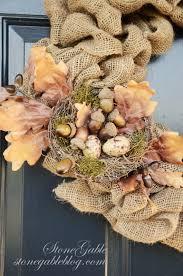 halloween burlap wreath burlap wreath tutorial stonegable