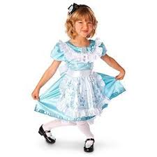 Disney Store Halloween Costumes Amazon Disney Store Alice Wonderland Halloween Costume