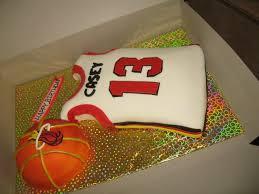 miami heat jersey and basketball birthday cake custom cakes