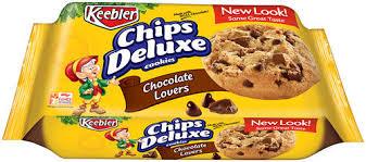 keebler chips deluxe chocolate lovers cookies 13 3 oz at menards