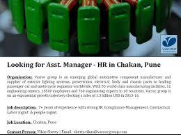 good resume for accounts manager job in chakan midc zenspeddo consultancy home facebook