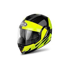 motorbike accessories rev fusion yellow helmet helmets modular airoh dainese motorcycle