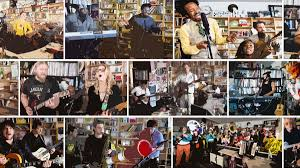 Npr Small Desk Tiny Desk How Npr S Intimate Concert Series Earned A Cult